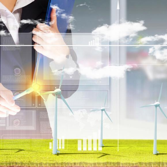 Finanzierung von Erneuerbare Energien Projekten
