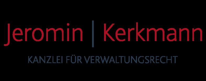 Jeromin - Kerkmann – Kanzlei für Verwaltungsrecht