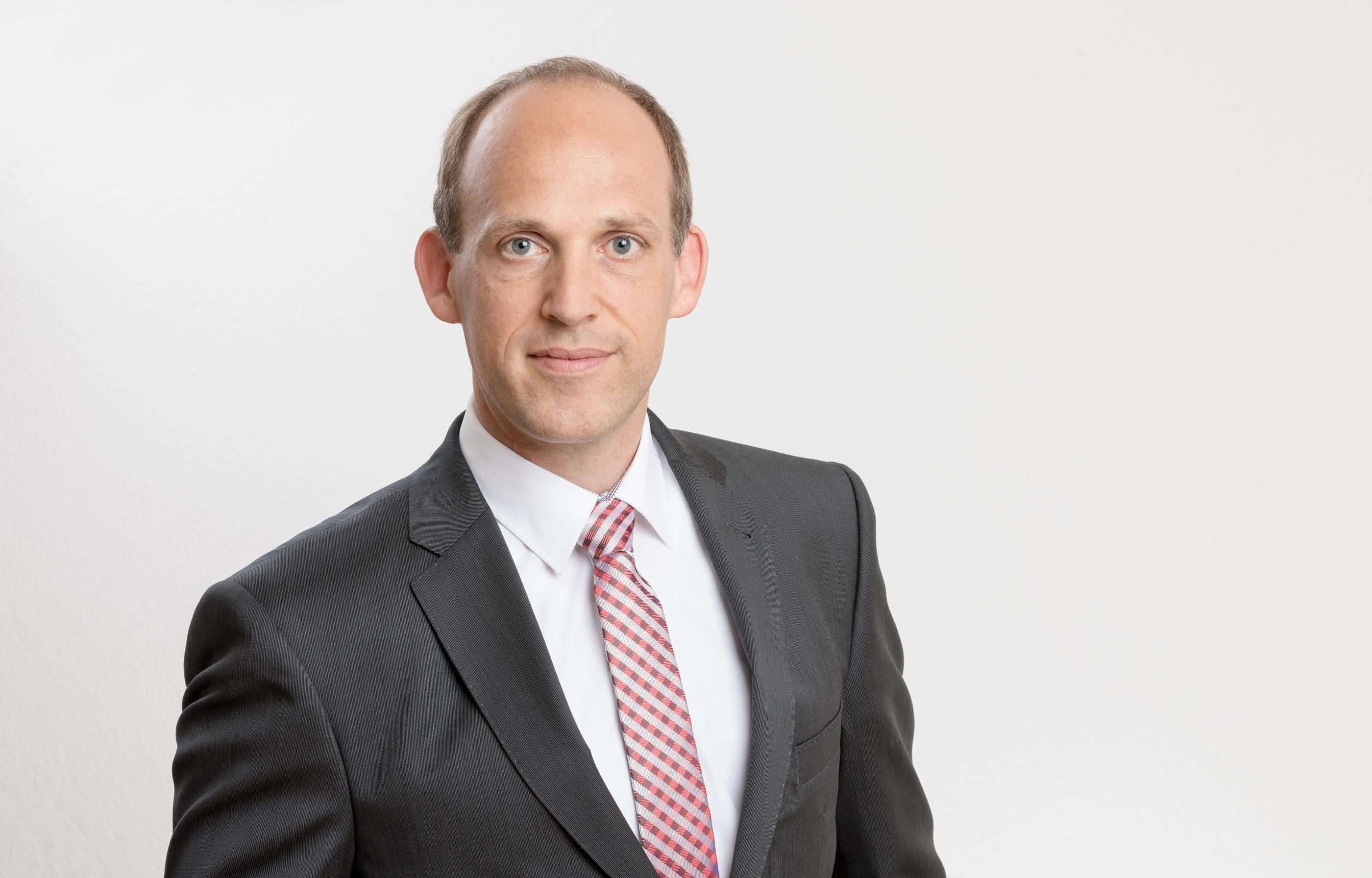 Thorsten Müller, Vorsitzender des Stiftungsvorstandes bei Stiftung Umweltenergierecht